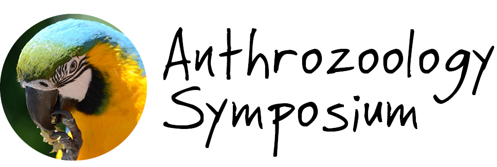 Logo Anthrozoology Symposium